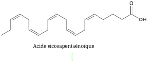 acide eicosapentaenoique