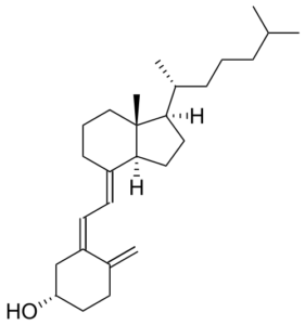 Vitamine D (Cholecalciferol)