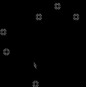 588px-Colchicine_structure
