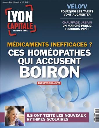 Lyon Capitale novembre 2013