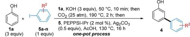 """Conditions expérimentales. Le palladium se cache dans l'ésotérique """"PEPPSI-iPr"""""""